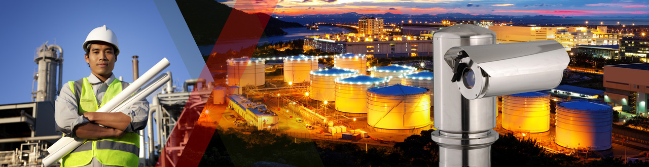 Petrochemical Surveillance System Solutions