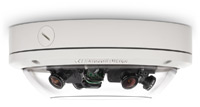 Omni IP Megapixel Cameras | Video Surveillance Camera Supplier