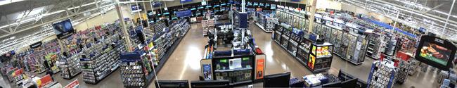 SurroundVideo® Panoramic Megapixel Cameras | Video Surveillance Camera