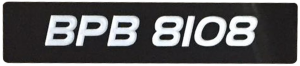 BPB 8108