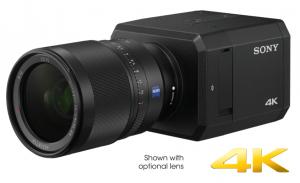 Ultra High-Sensitivity 4K Network Camera